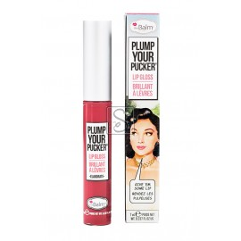 Plump Your Pucker® Lip Gloss - Elaborate - The Balm Cosmetics
