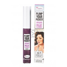 Plump Your Pucker® Lip Gloss - Enhance - The Balm Cosmetics