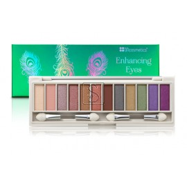 Enhancing Eyes Palette - Gorgeous Green Eyes BH Cosmetics