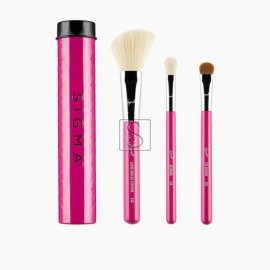 Essential Trio Brush Set - Sigma Beauty