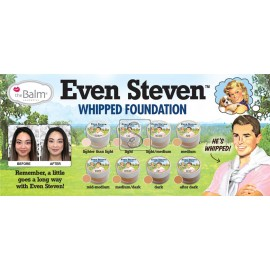 Even Steven™ Whipped Foundation - The Balm Cosmetics