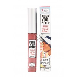 Plump Your Pucker® Lip Gloss - Exaggerate - The Balm Cosmetics