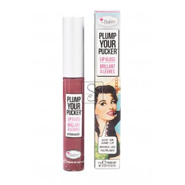 Plump Your Pucker® Lip Gloss - Extravagant - The Balm Cosmetics