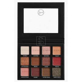 Eye Shadow Palette Warm Neutrals Volume 2 - Sigma Beauty