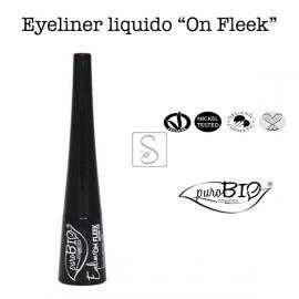 Eyeliner on Fleek - PuroBio Cosmetics - StockMakeUp