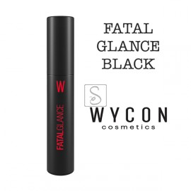 Mascara Fatal Glance - Black - Wycon