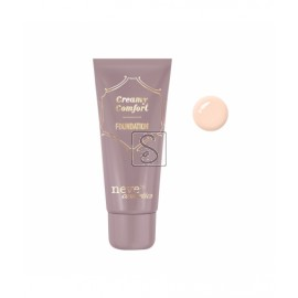Fondotinta Creamy Comfort - Light Rose - Neve Cosmetics