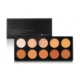Foundation & Concealer Palette 1 BH Cosmetics