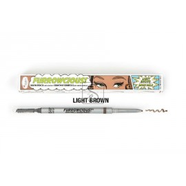 Furrowcious!® Brow Pencil with Spooley - Light Brown - The Balm Cosmetics