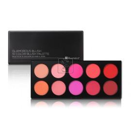 Glamorous Blush Palette - BH Cosmetics
