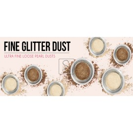 Fine Glitter Dust - Barry M
