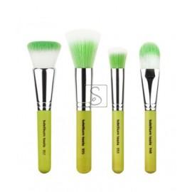 Green Bambu Foundation 4pc. Brush Set