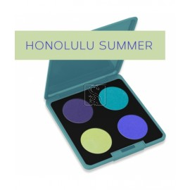 Honolulu Summer Palette