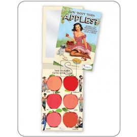 How 'Bout Them Apples?-Lip and Cheek Cream Palette - The Balm Cosmetics