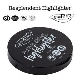 Illuminante Resplendent Highlighter - PuroBio Cosmetics - StockMakeUp