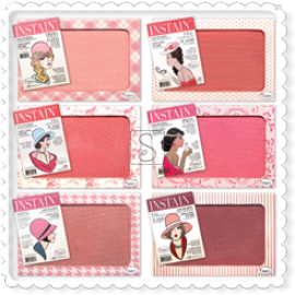INSTAIN® Blush - The Balm Cosmetics
