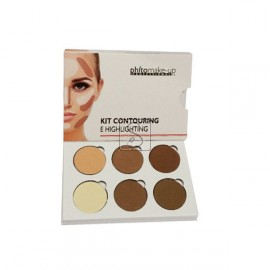 Kit Contouring e Highlighting - Cinecittà Make Up