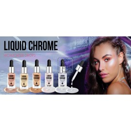 Liquid Chrome Highlighter Drops - Barry M