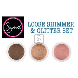 Loose Shimmer & Glitter Set - Sigma Beauty