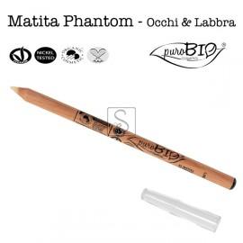Matita Phantom - Occhi & Labbra - PuroBio Cosmetics - StockMakeUp