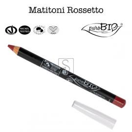 Matitoni Rossetto - PuroBio Cosmetics - StockMakeUp