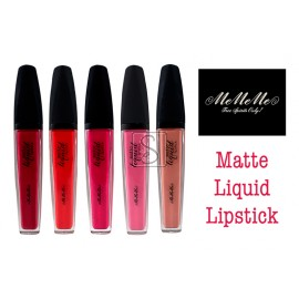 Matte Liquid Lipstick - Mememe Cosmetics