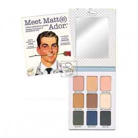 Meet Matt(e) Ador.® - The Balm Cosmetics