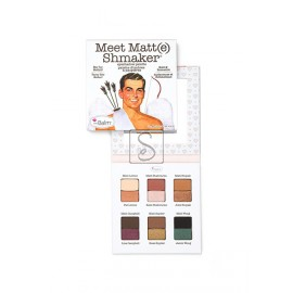 Meet matt(e) shmaker - the Balm cosmetics