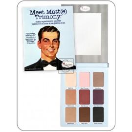 Meet matt(e) Trimony® - the Balm cosmetics