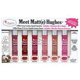 Meet Matt(e) Hughes™ - Mini Kit Set 3 - The Balm Cosmetics