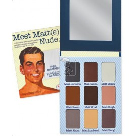 Meet matt(e) nude - the Balm cosmetics