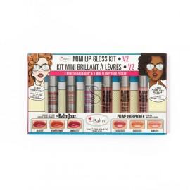 Mini Lip Gloss Kit Vol.2 - The Balm Cosmetics