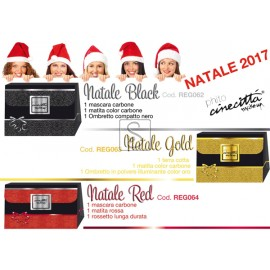 Natale Gold - Cinecittà Make Up