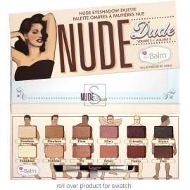 Nude Dude® Nude Eyeshadow Palette - The Balm Cosmetics