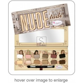 NUDE 'tude®-Naughty Palette - The Balm Cosmetics