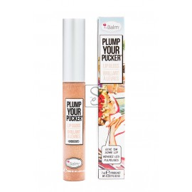 Plump Your Pucker® Lip Gloss - Overstate - The Balm Cosmetics