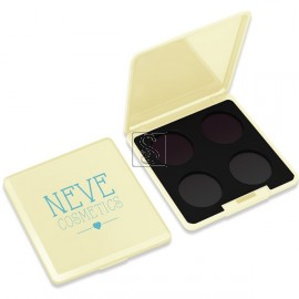Palette Personalizzabile da 4 - Lemon Light - Neve Cosmetics