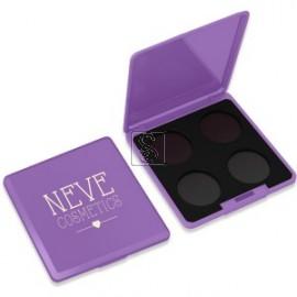 Palette Personalizzabile da 4 - Violet Vision - Neve Cosmetics