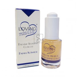 Balsamo idratante per cuticole - Loving Nails