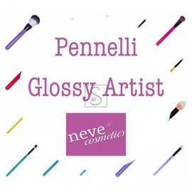 Pennelli Glossy Artist - Neve Cosmetics