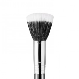 Pennello F50 Duo Fibre Chrome - Sigma Beauty