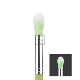 Green Bambu 787 Duet Fiber Large Tapered Blending - Bdellium Tools