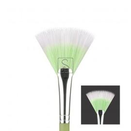 Green Bambu 925 Duet Fiber Fan - Bdellium Tools