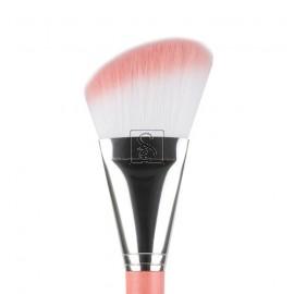 Pink Bambu 990 Angled Face - Bdellium Tools