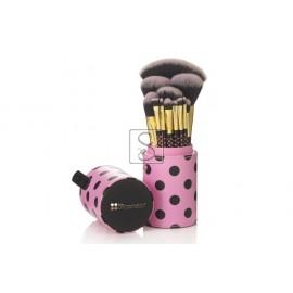 Pink-A-Dot Brush Set 10 pennelli