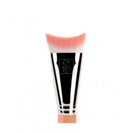 Pink Bambu 989 Inverted Face Blending - Bdellium Tools