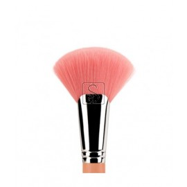 Pink Bambu 991 Face Fan - Bdellium Tools