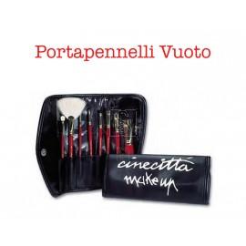 Portapennelli tascabile vuoto - Cinecittà makeup