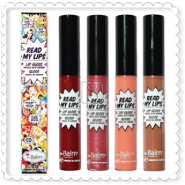 Pretty Smart™ Lip Gloss -The Balm Cosmetics