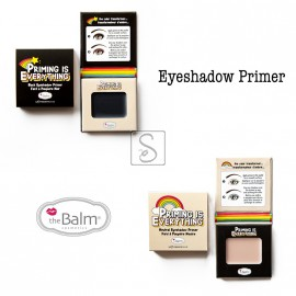 Priming is Everything - Eyelid Primer - The Balm